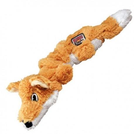 Žaislas šunims pliušinė lapė, 55 cm