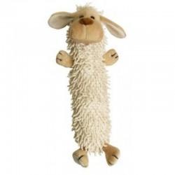 Rosewood pet Noodle Buddy Dog - cypsintis minkštas žaislas, 20 x5 cm