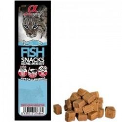 Alpha Spirit skanėstai katėms su žuvimi, 35 g