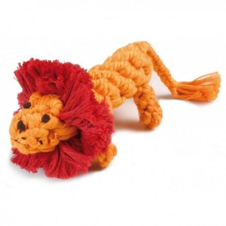 RECORD žaislas šunims liūtas, 15 cm