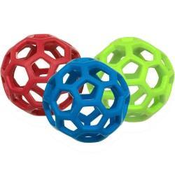 JW Pet Hol-ee Roller guminis skylėtas žaislas šuniui