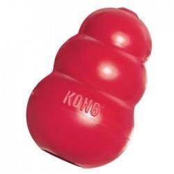 KONG CLASSIC Medium žaislas šuniui