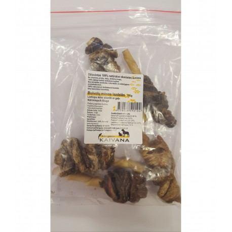 Džiovintos buivolų mėsos lazdelės šunims, 200 g