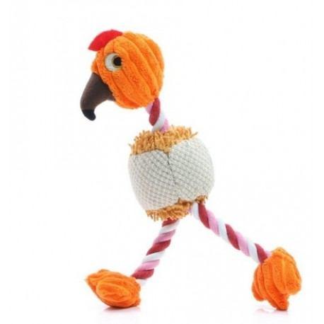 Virvinis žaislas šuniui, 23 cm