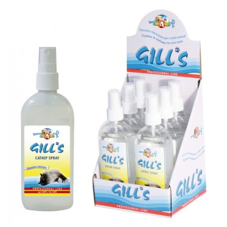 GILL'S CATNIP SPRAY 150ML