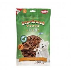 Skanėstas šunims StarSnack Mini Duck Jerky antienos juostelės, 70 g